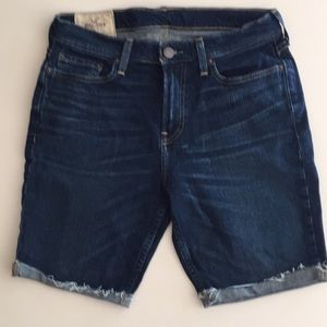 Hollister Rough Edge Jean Shorts size 30